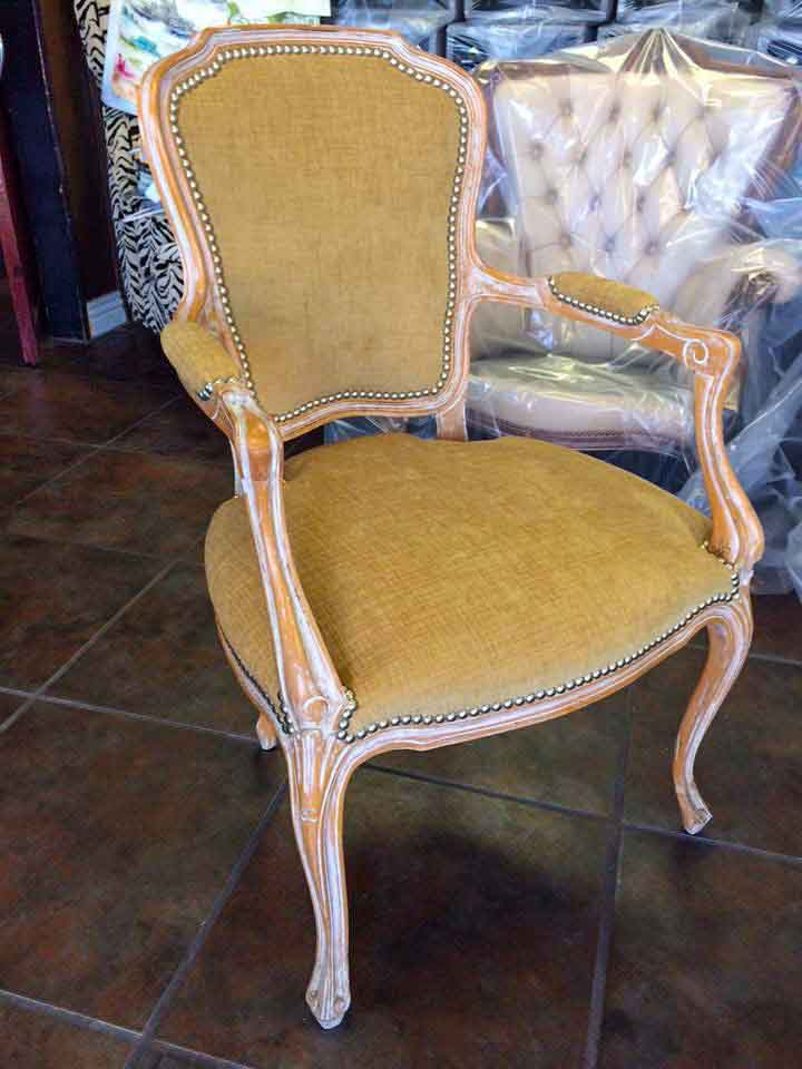 Antique Chair - Antique Chair Restoration Reupholstery