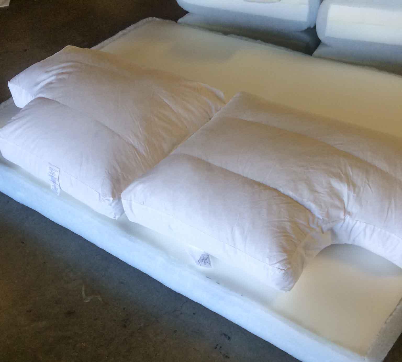 Sofa Cushion Restuffing Restoration